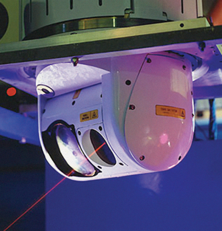 Directional Infrared Countermeasures (DIRCM)