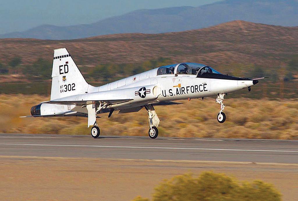 T-38 Talon - Supersonic Basic Trainer