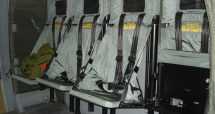 UH-60M Black Hawk Seating