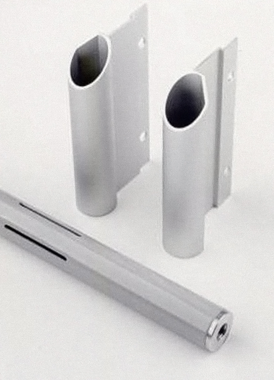 Display Components Punched, Slotted, Mitred
