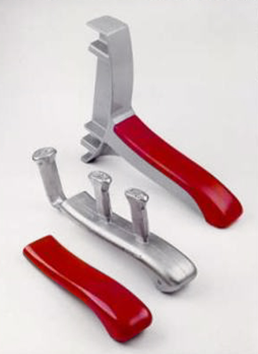 Raw Casting and Armrest Components