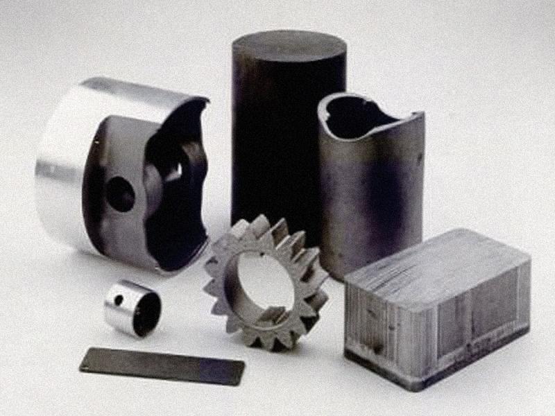 Heat Stable, Powder Metallurgy Components